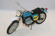 Polistil MS621 KTM 400 Cross Blue 1:15 in excellent plus all original condition