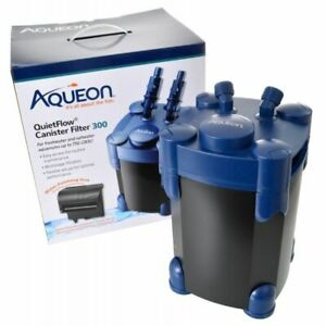 Aqueon QuietFlow Canister Filter 300 1 Count
