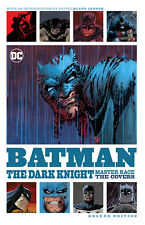 Batman The Dark Knight Master Race The Covers Deluxe Edition Frank Miller Janson