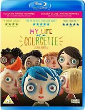 My Life As A Courgette [Blu-ray] [DVD][Region 2]