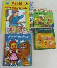 4 Kinderbücher 1991-2003, für Kleinkinder/Kindergartenalter