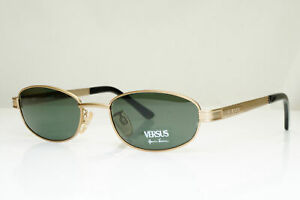 Authentic VERSUS by Gianni Versace Vintage Sunglasses MOD R66 COL 06M 28682