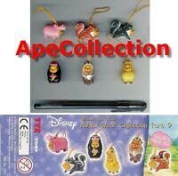 Set 6 Figuras Winnie Pooh Animal Wear Part 9 TOMY Mini Winnies Figures Italia