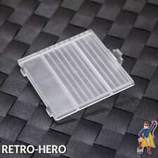 Game Boy Classic Batteriedeckel Transparent Fach Akku Deckel Klappe Battery Weiß