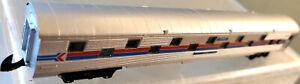 """Marklin 8762 Mini Club Z Amtrak Sleeper Car """"2015"""" Duplex Roomette LN/NB 1980s"""