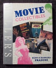2002 Miller's MOVIE COLLECTIBLES by Franchi 1st Octopus HC/DJ VF+/VF Signed 2x