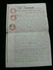 City of London 1867 Agreement Document - Land at Mark Lane