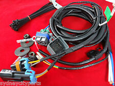 TOYOTA LANDCRUISER 200 SERIES DRIVING LAMP WIRING HARNESS KIT GENUINE ACCESSORY