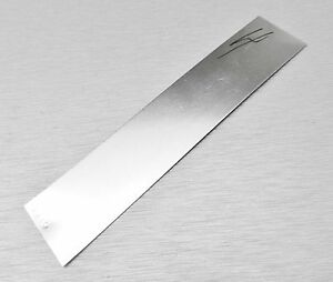 Silver Solder Sheet Hard 75% Content 5Dwt Silver Jewelry Soldering Repair