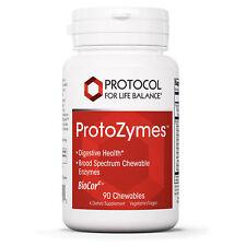 Protocollo per la vita equilibrio-protozymes ™ - naturale sapore di bacche - 90 chewables