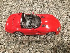 Bburago 1:18 Dodge Viper RT/10 Convertible