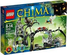 LEGO Legends of CHIMA_70133_Spinlyn's Cavern_407 pcs/pzs_New Sealed Set