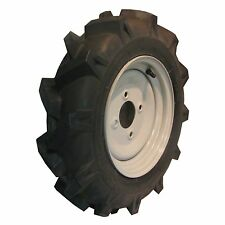 4.00-10 Muck Truck Concrete Georgia Buggy Tractor TIRE RIM WHEEL ASSEMBLY Left