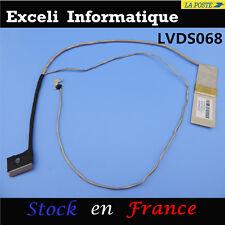 LCD LED PANTALLA VÍDEO CABLE PLANO FLEXIBLE DISPLAY HP Pavilion 17-F215DX