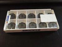 SECO Carbide Inserts ONMU090520ANTN-M14,MP2500** 10 Inserts