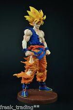 Banpresto Dragonball  WILD STYLE DX Figure SS Goku / SCultures HQ DX