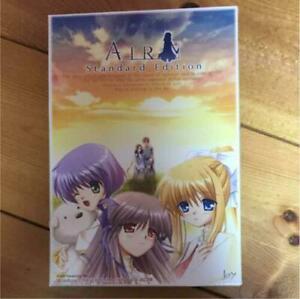 Windows PC Game AIR Standard Edition Bishoujo Sexy Girl Anime KEY Japan Used