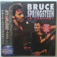 Bruce Springsteen In Concert-MTV Plugged CD Japon vinyl replica