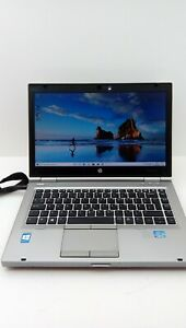 HP ELITEBOOK 8470P LAPTOP WITH CHARGER - UK SELLER