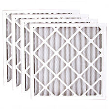 12x12x1 Inch Merv 11 Pleated Furnace Air Filter 4-Pack by Tier1