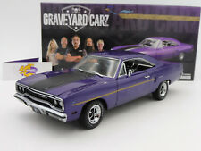 "GMP 18897 # Plymouth Road Runner Bj. 1970 "" TV-Show Graveyard Carz "" 1:18 NEU"