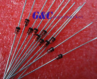 250pcs 1N4744A DO-41 1N4744 IN4744 1W 15V Zener Diodes GOOD QUANLITY DO1