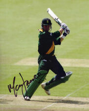 South Africa Cricket Autographed Signed Cricket Photos