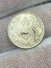 1917j Germany 1/2 Mark