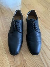 Express Black Oxford Dress Shoe. Size 10