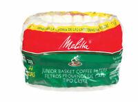 Melitta  6 cups Basket  Coffee Filter  1 pk