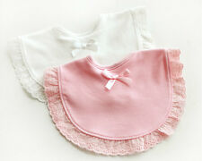 Nouveau-né bébé coton bavoirs garçon fille serviette salive