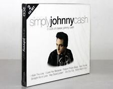 SIMPLY JOHNNY CASH [2 CD / 2010] 698458024220