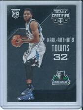 Panini Original Basketball Trading Cards Karl Anthony Towns
