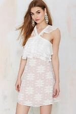 NWT $269 TJD The Jetset Diaries Cherie Embroidered Dress S