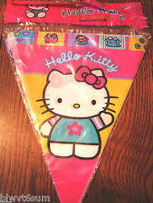 Hello Kitty 12 Foot Flag Banner Really Cute- See my store for more item