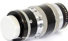 25mm Rear Lens Cap for C-Mount Lenses TRIOPLAN / Zeiss for 16mm TV BOLEX C Mount
