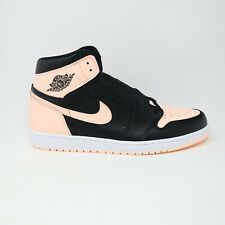 Nike Air Jordan 1 Retro High OG Black Crimson Tint Pink White 2019 Mens Size 17
