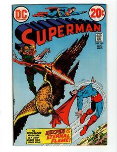 SUPERMAN #260 (VG-FN) 1973