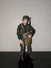"Plan B Action Figure. WW2 Airborne Soldier. 6"" 1/12. No box."