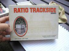 RATIO 00 Gauge trackside, platform plastic kit No: 506 Water tower.