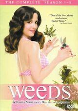 Weeds - The Complete Season 1-5 - Rare 18-Disc DVD Box Set