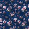 Quilten Bekleidung Handwerk Baumwolltuch Stoffe Floral bedruckte Stoffe Nähen 44