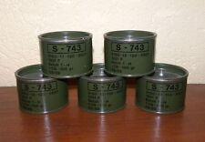 5 Stück TECHN. VASELINE NEU SCHMIERMITTEL 100 g Dose S-743