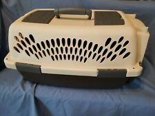 New listing Ap Pet Porter 19� Up To 10 Lbs. Cat Or Small Dog Carrier petmate