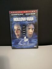 Hollow Man (DVD, 2001, Special Edition)