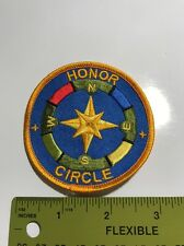 Honor Circle Compass Boy Scout Scouting Patch (patch10025)
