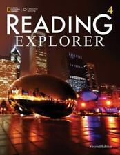 Reading Explorer, Second Edition: Reading Explorer Vol. 4 by Paul MacIntyre and