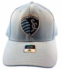 Sporting Kansas City SC MLS Adidas Size S/M Fitted Hat Brand New