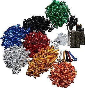 CNC Fairing bolts screws fit KTM DUKE 125 200 390 1190 1290 990 690
