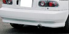 HONDA CIVIC EG 92-95 4DR  TYPE-R STYLE REAR LIP PLASTIC - CARBON CULTURE